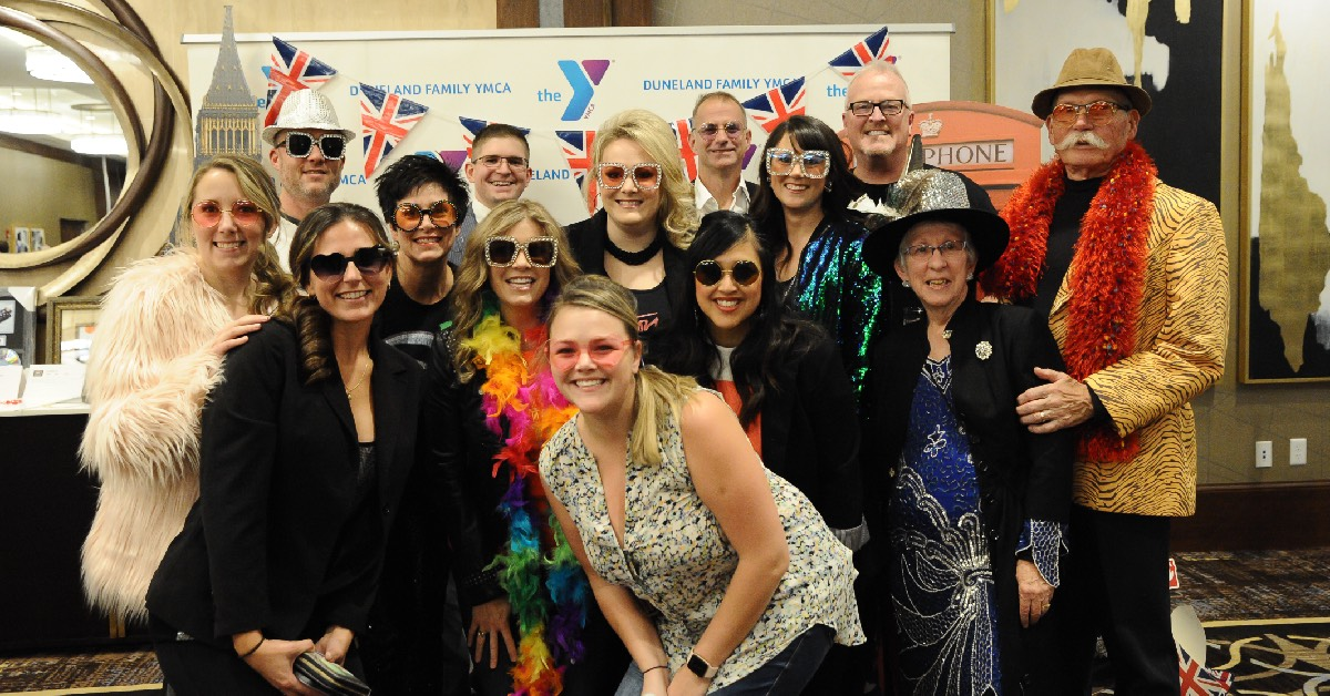 Duneland YMCA's 8th Annual Dancing Like the Stars sees British Invasion return to Blue Chip Casino