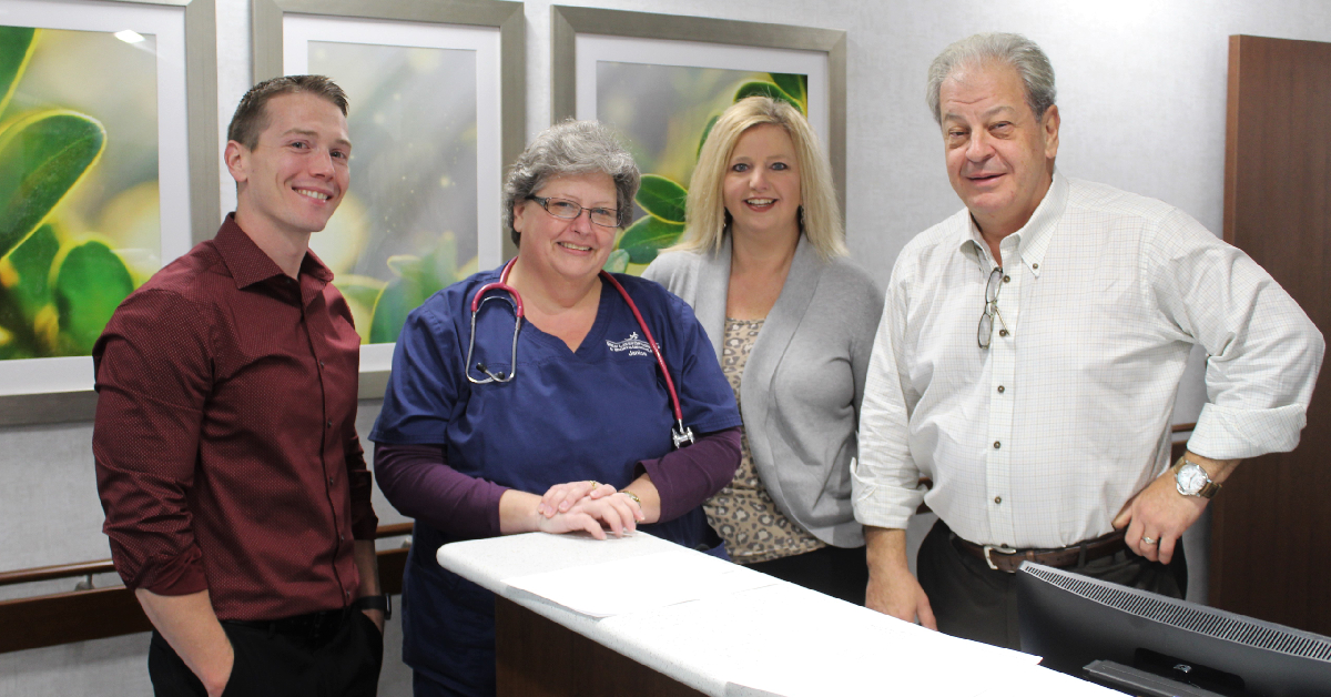 Great Lakes Orthopedics & Sports Medicine, P.C. returns to Crown Point with brand-new office