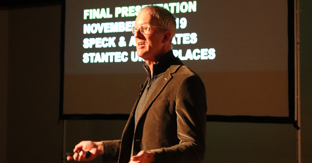 Jeff Speck unveils final master plan to reinvigorate City of Hammond