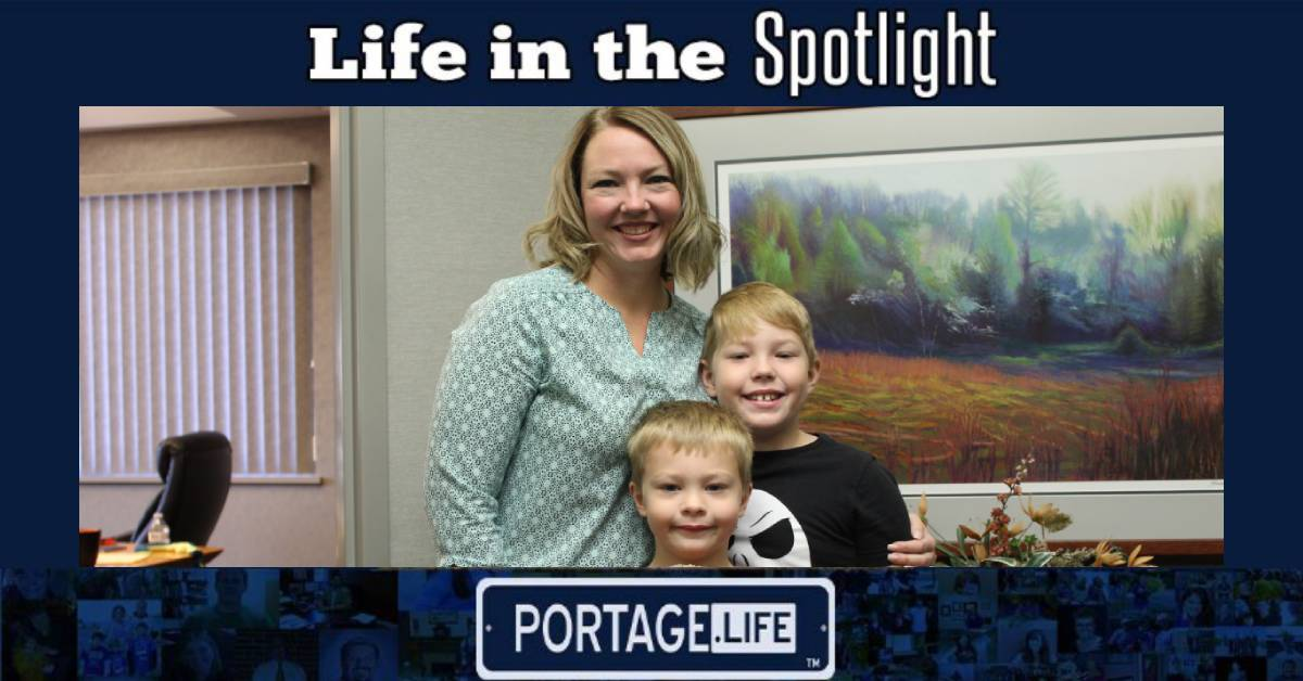 A Portage Life in the Spotlight: Kelly Sheets