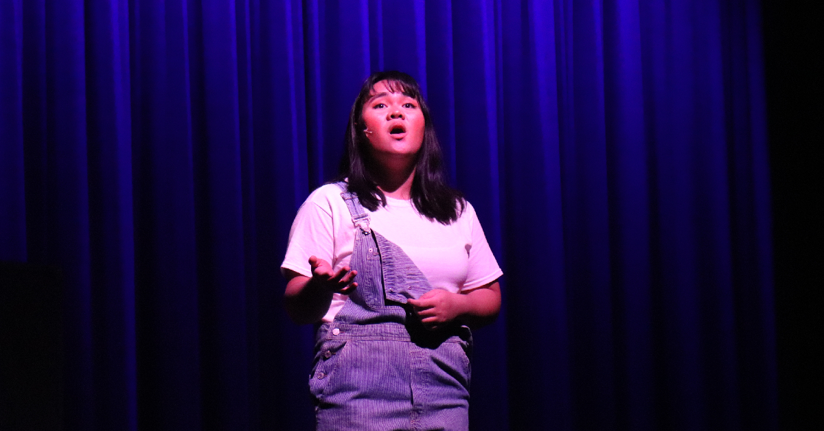 """Michigan City High brings """"Ghost"""" to life in musical form"""