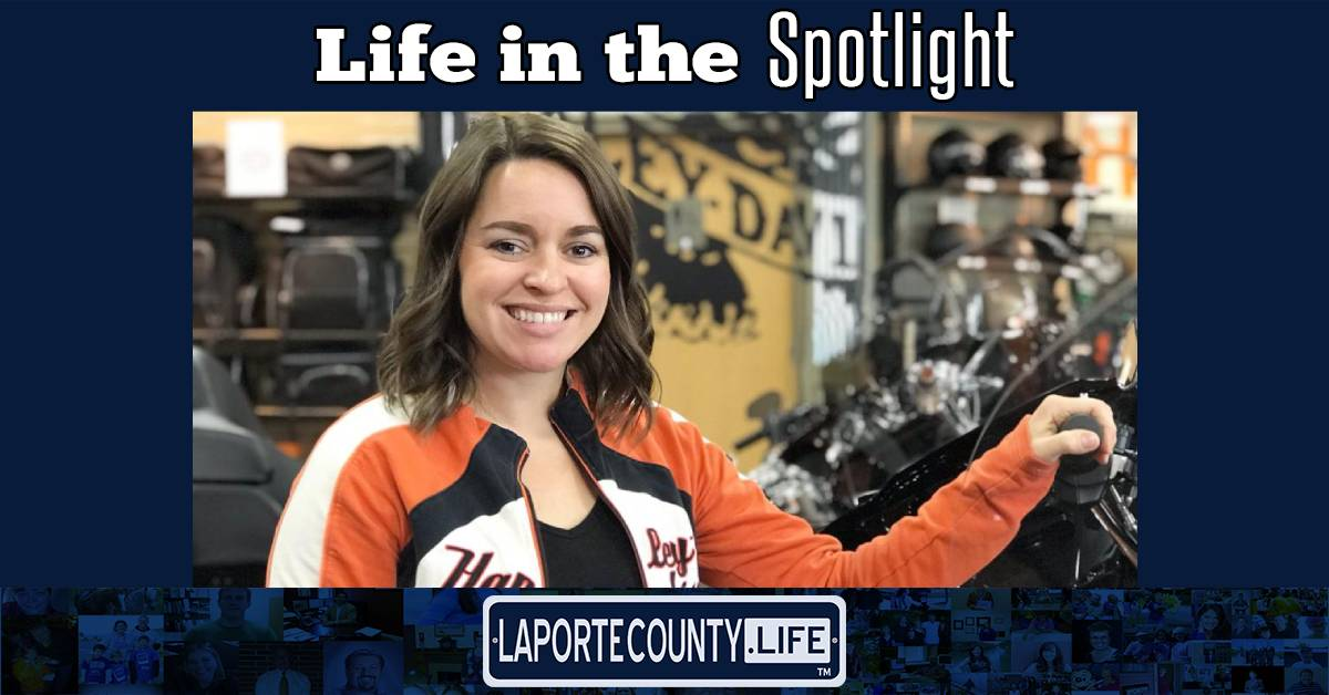 A La Porte County Life in the Spotlight: Katlyn Slater