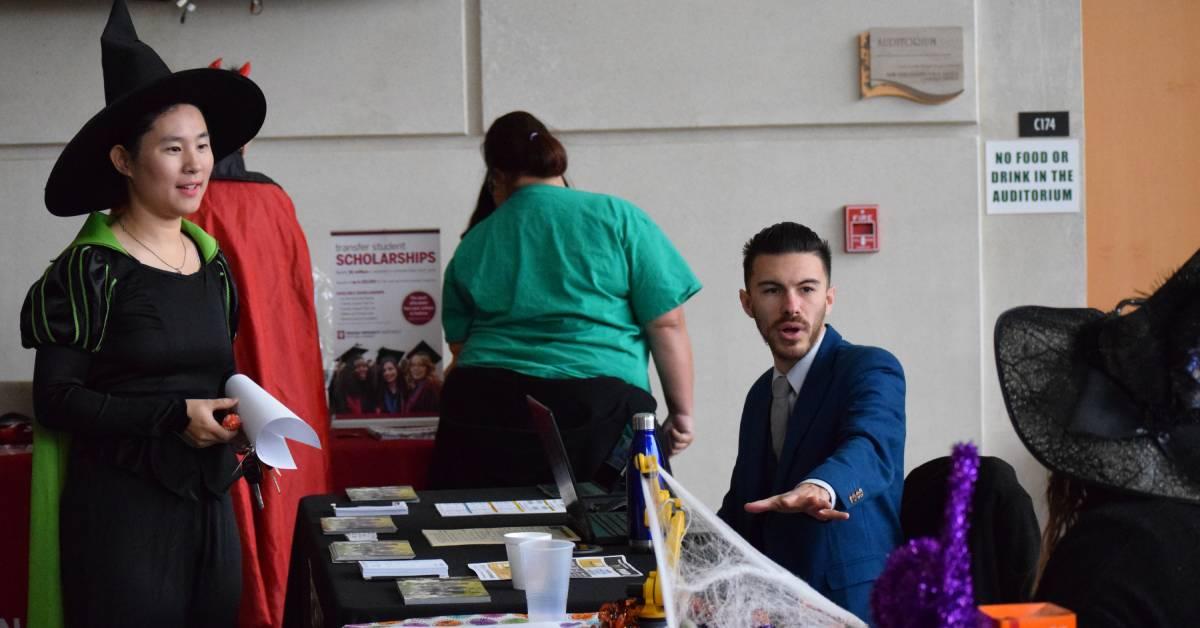 Ivy Tech hosts Spooktacular Career Fair & Transfer Day