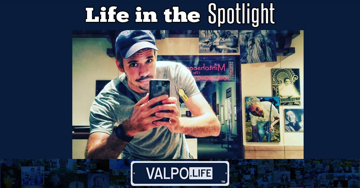 A Valparaiso Life in the Spotlight: Jeff Snyder
