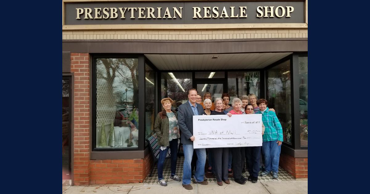 Presbyterian Resale Shop help support VNA of Northwest Indiana