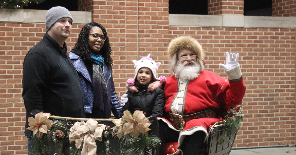 Valparaiso kicks off the holiday season with annual Winter Fest and Tree Lighting