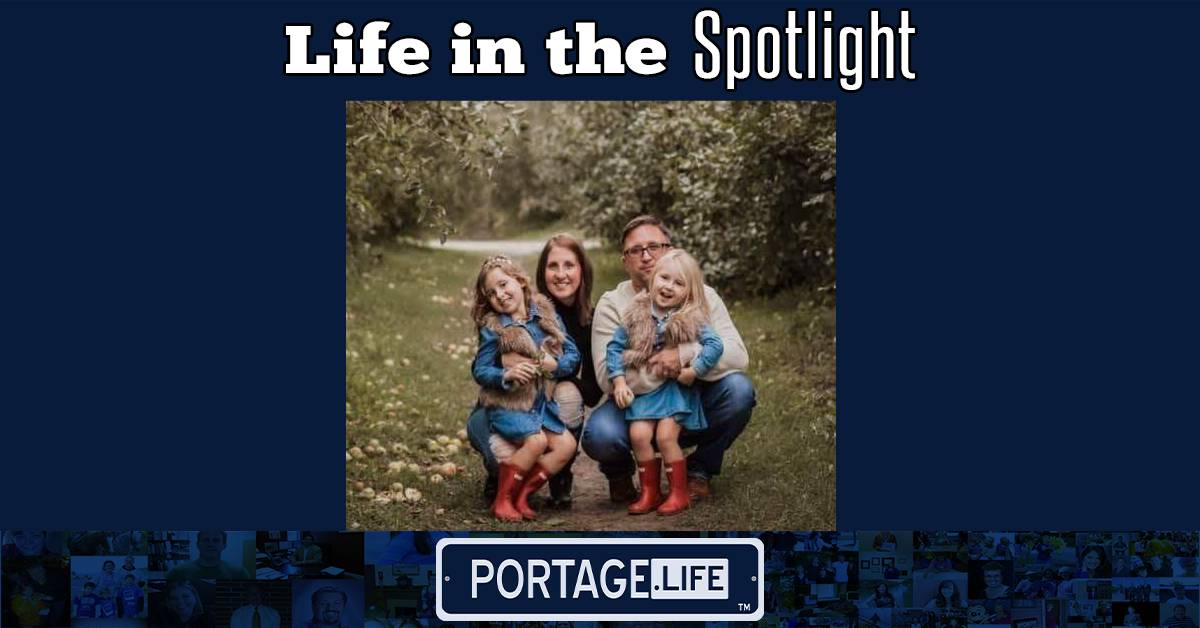 A Portage Life in the Spotlight: Brent Wright