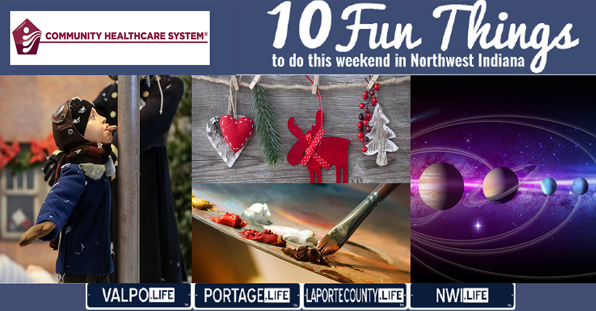 10 FUN THINGS TO DO IN NWI THIS WEEKEND NOVEMBER 8-10, 2019