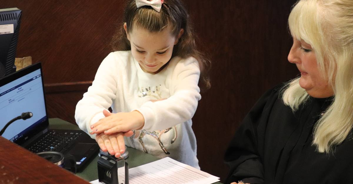 Kids find forever homes at Porter County 2nd annual adoption day