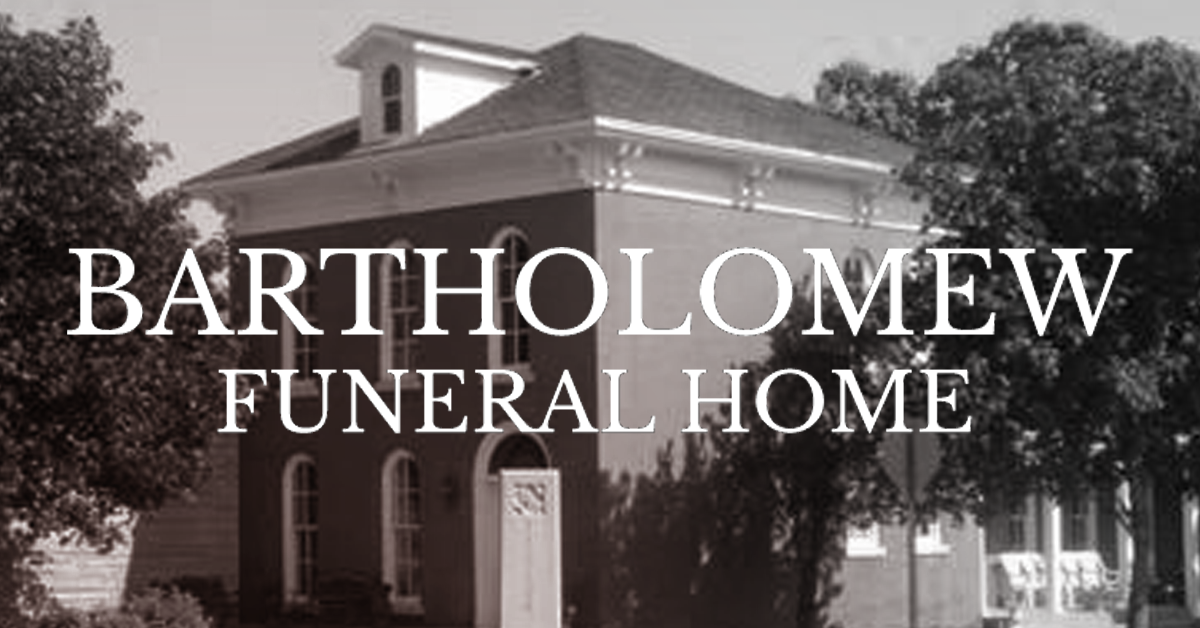 The rich history behind Bartholomew Funeral Home