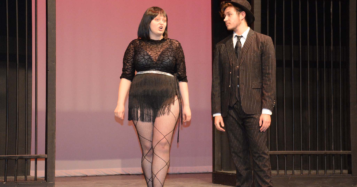 Chicago the Musical at Chesterton High School