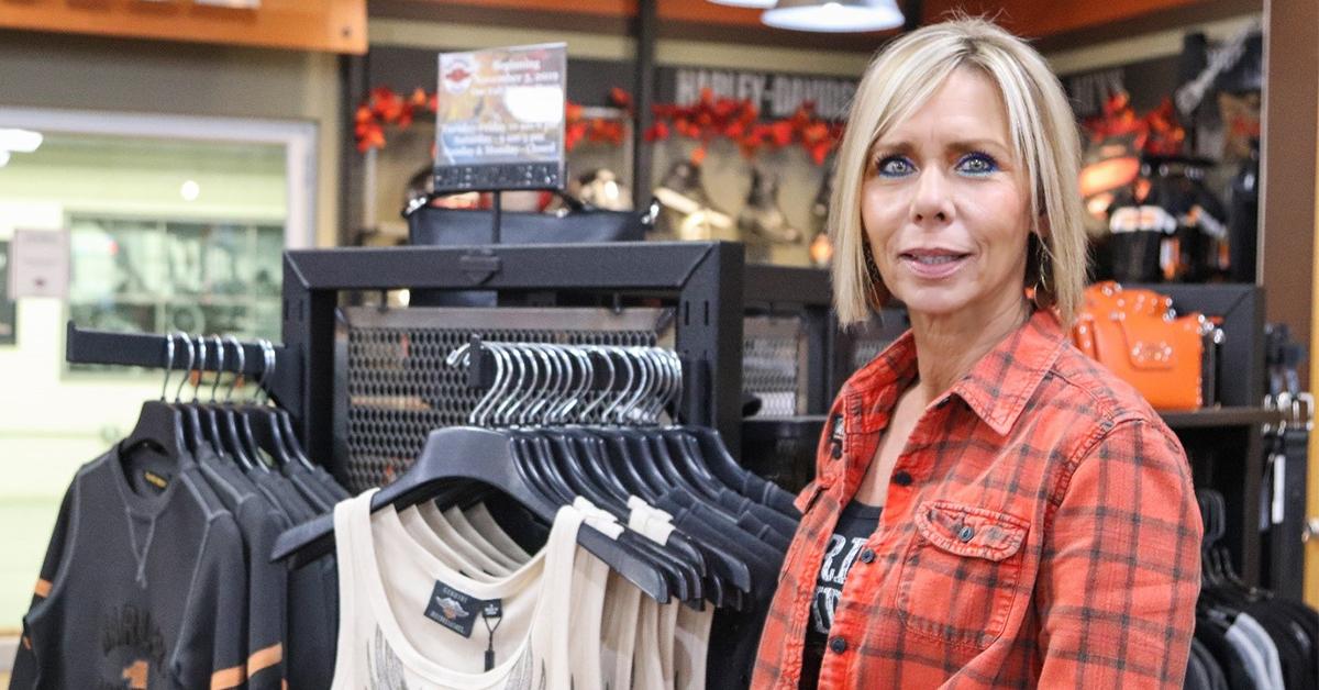 A Harley-Davidson of Valparaiso Employee Spotlight: Ginger Misch