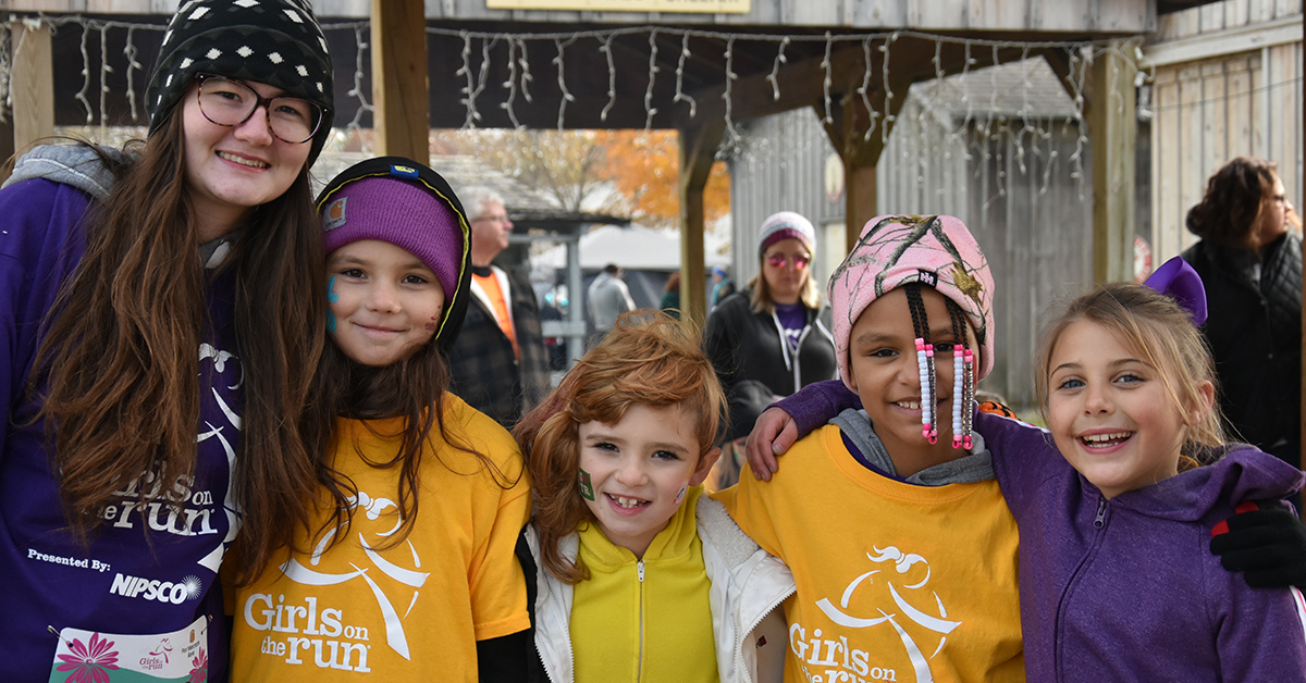 2019 Girls on the Run of Northwest Indiana 5K: A Family Affair