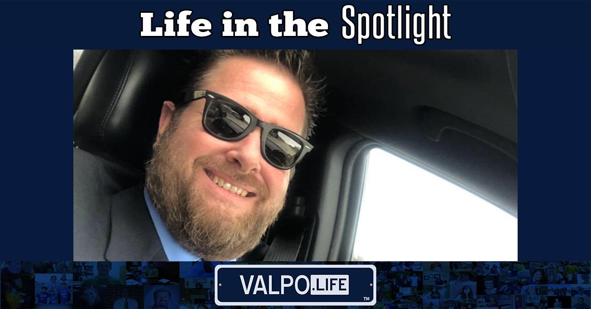 A Valparaiso Life in the Spotlight: Jason Moorehead