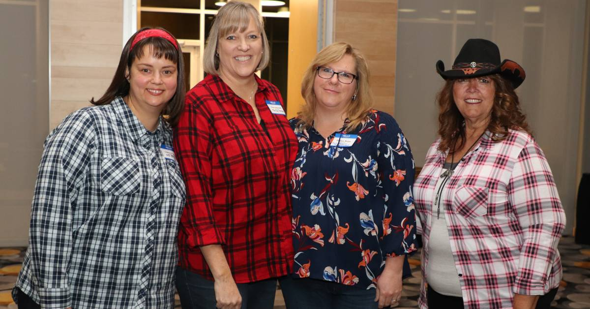 La Porte, Starke hospitals honors years of service at annual awards banquet