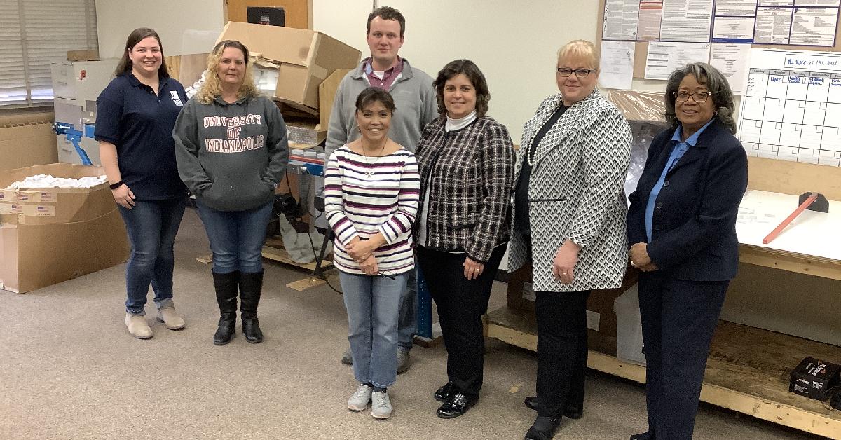Michigan City Paper Box, Michigan City Area Schools announce partnership