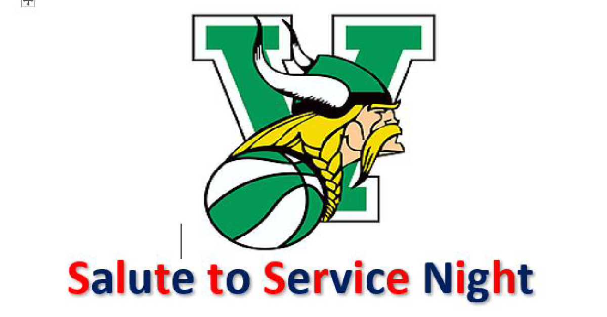 Salute to Service Night – Valpo High School Girls Basketball