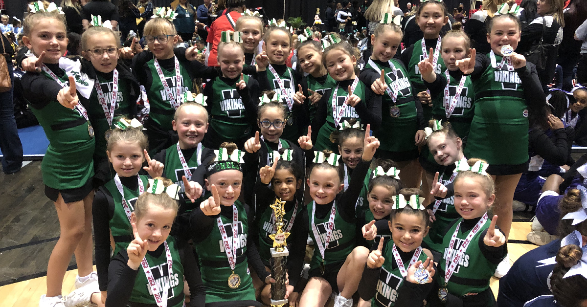 Valpo Pop Warner Sign Ups- Spring Cheer Program