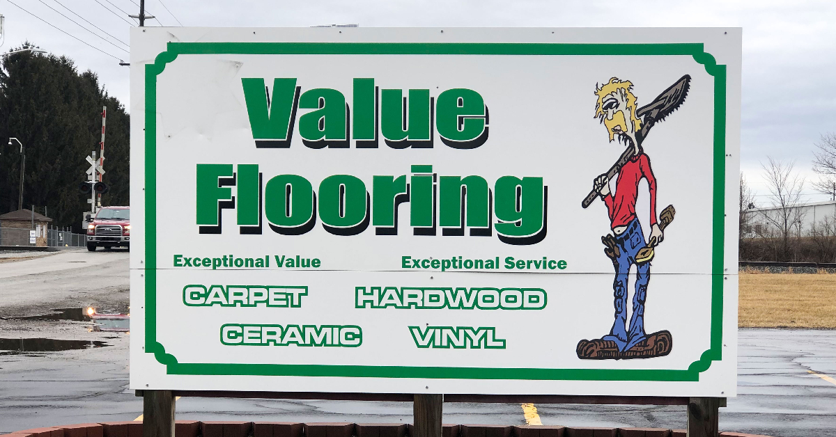 Value Flooring hears from loyal customers 20 years into providing excellent service