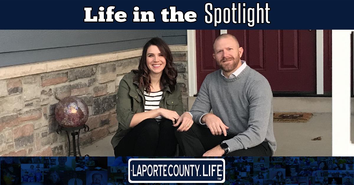 A La Porte County Life in the Spotlight: Becky Jeffers