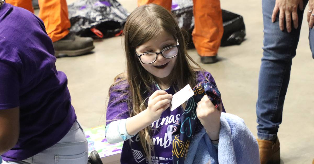 Boys & Girls Clubs of Greater Northwest Indiana give local children a Christmas to remember