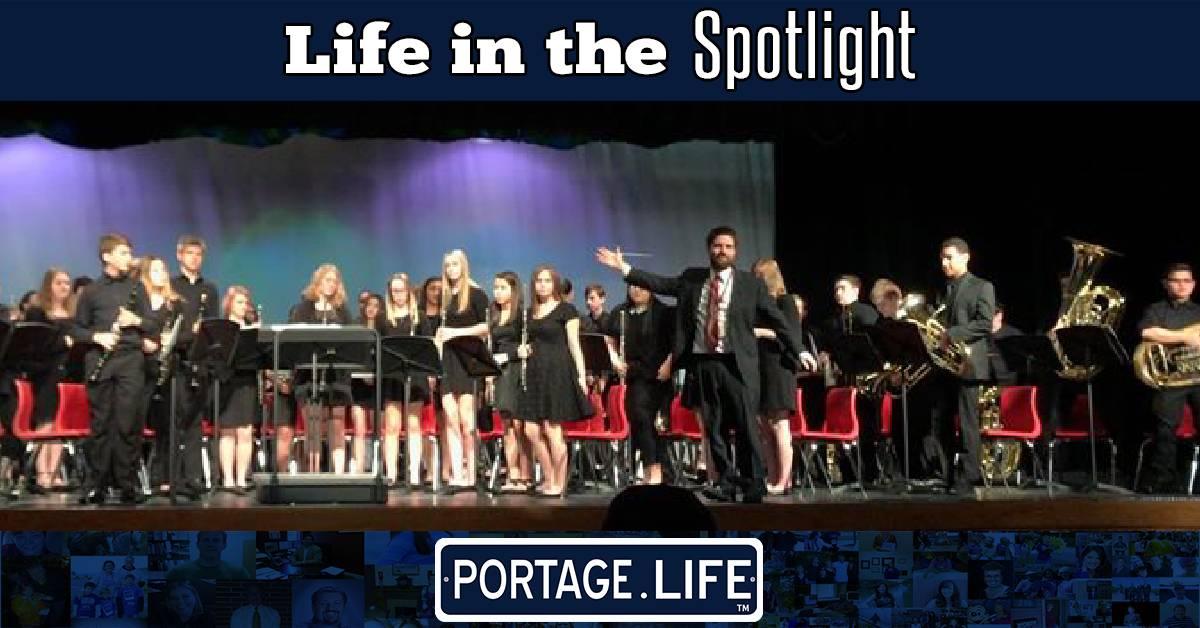 A Portage Life in the Spotlight: Drew Rhoda