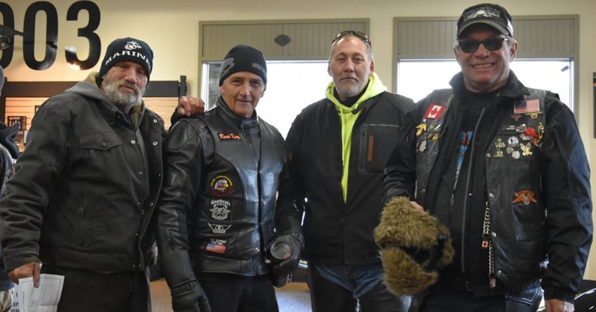 The season of giving at Harley-Davidson of Michigan City