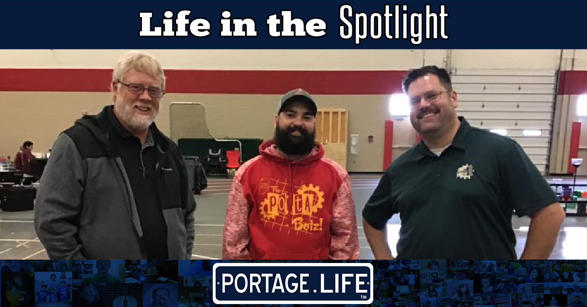 A Portage Life in the Spotlight: James Kirk