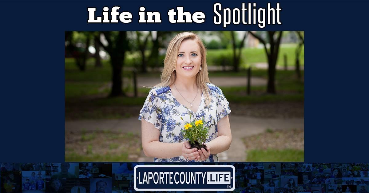 A La Porte County Life in the Spotlight: Jessica Martinovic