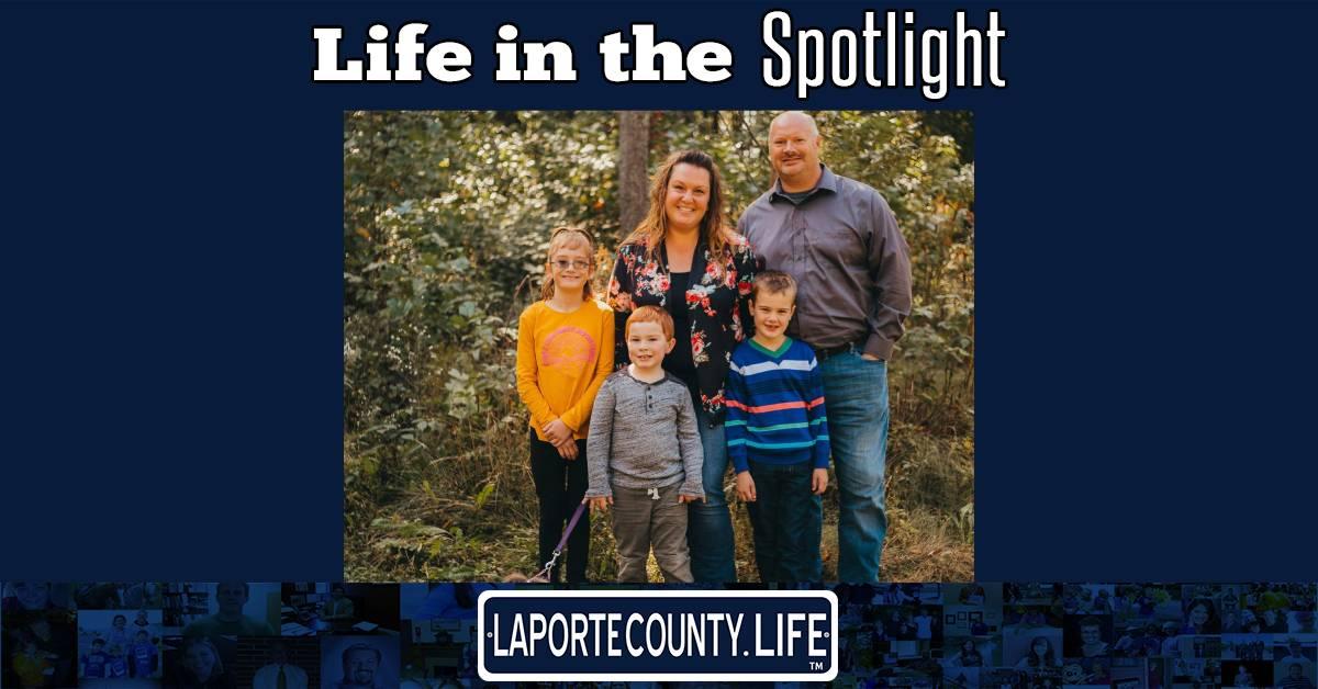 A La Porte County Life in the Spotlight: Karla Vincent