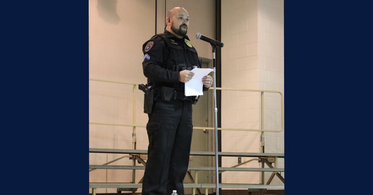 Kolling Elementary School Veteran's Day Ceremony