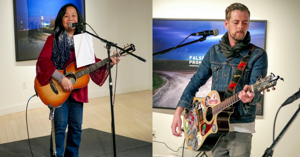 Open mic night returns to Lubeznik Center for the Arts