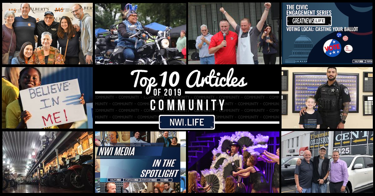 Top 10 community articles on NWI.Life in 2019