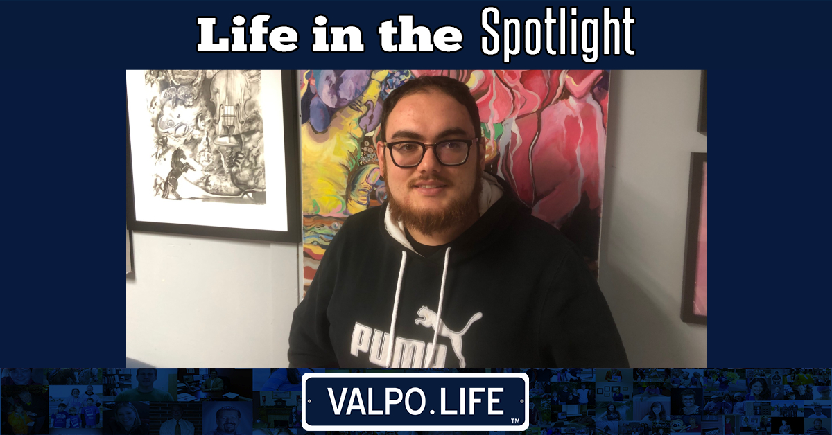 A Valpo Life in the Spotlight: Nathan Biancardi