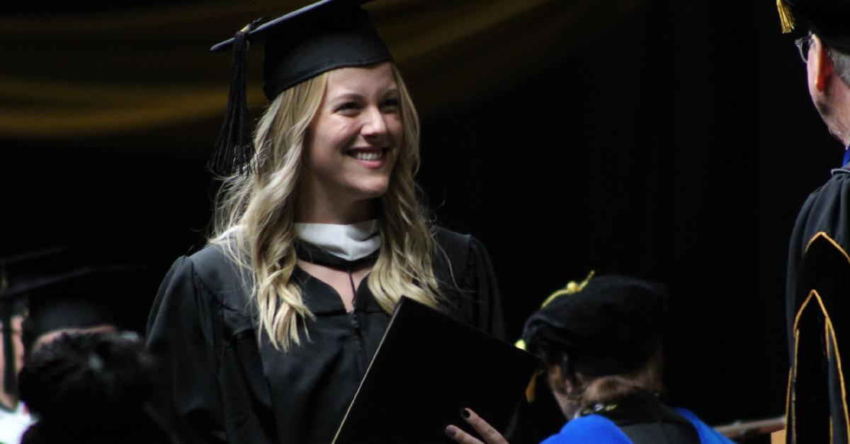 """Purdue Northwest graduates encouraged to """"find their why"""""""