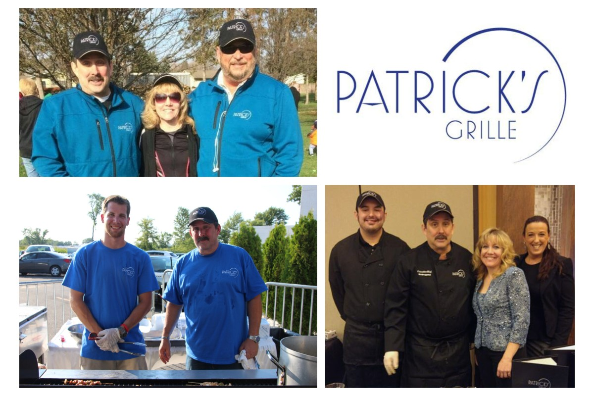 Patrick's Grille opening update