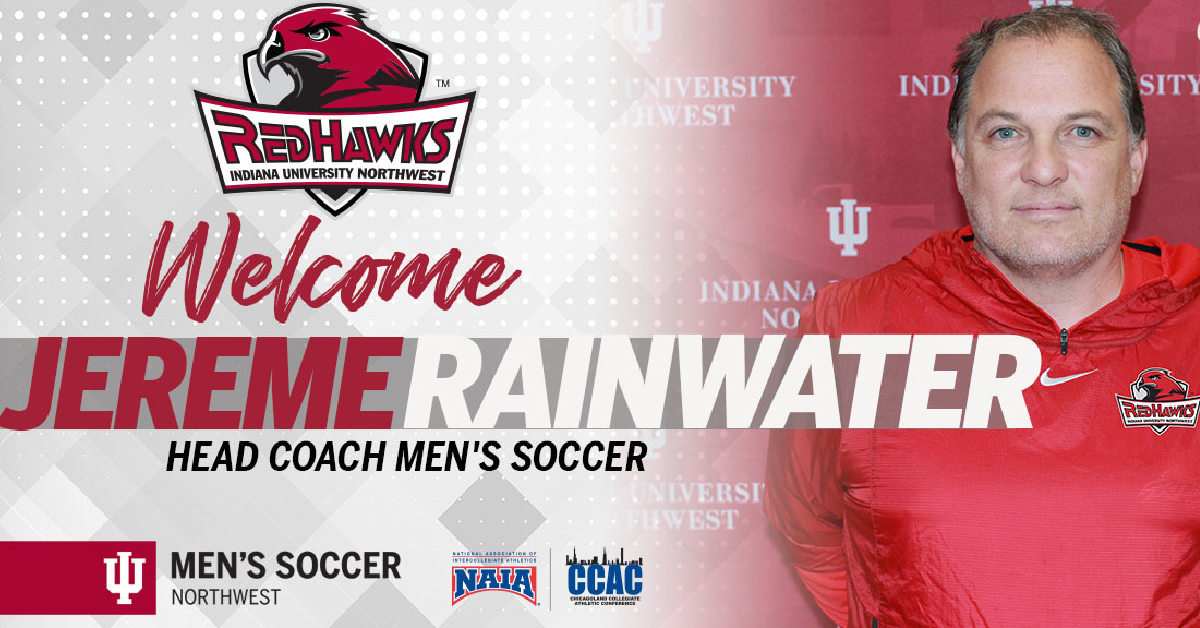 IUN Announces hiring of Jereme Rainwater as head coach of men's soccer program