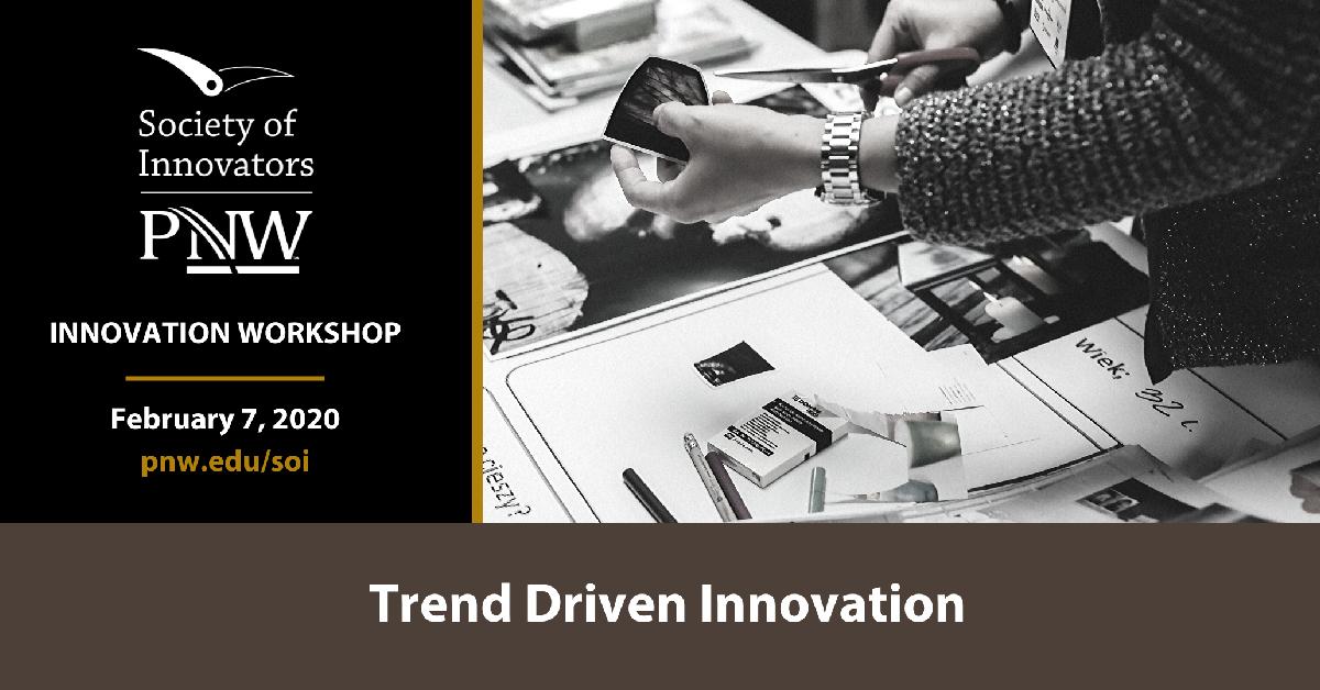 Innovation Workshop: Trend-Driven Innovation