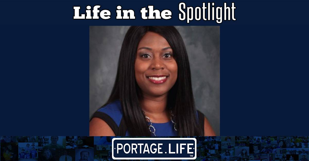 A Portage Life in the Spotlight: Taria Taylor