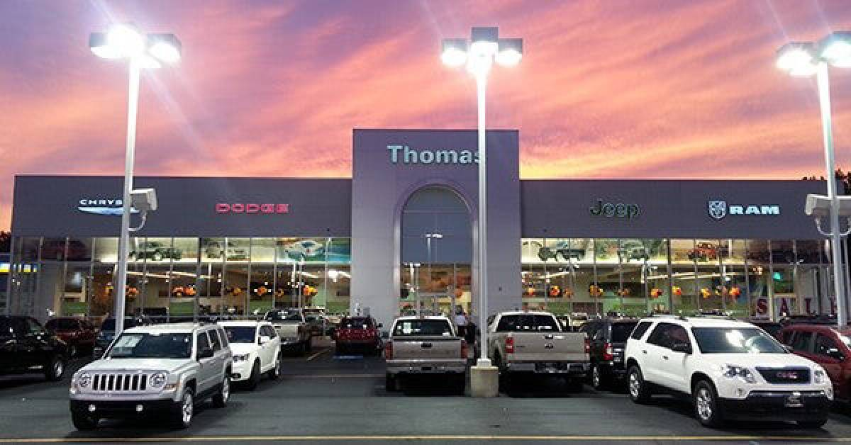 Team longevity gives Thomas Dodge Chrysler Jeep RAM and customers a leading edge