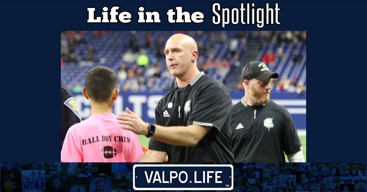 A Valpo Life in the Spotlight: Bill Marshall