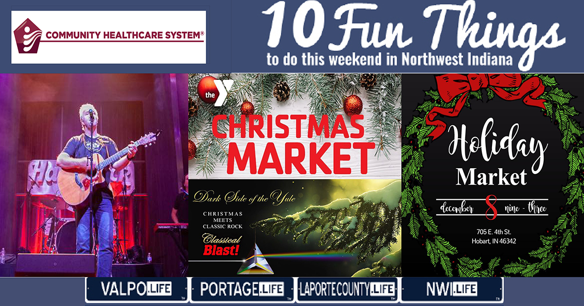 10 FUN THINGS TO DO IN NWI THIS WEEKEND December 6-8, 2019