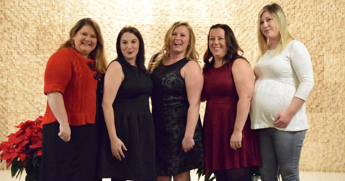 American RENOLIT spreads holiday cheer at annual Christmas party