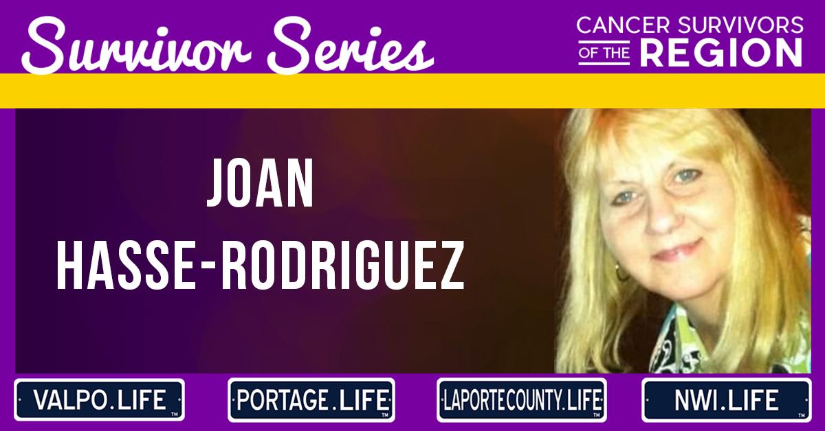 Cancer Survivor Series: Joan Hasse-Rodriguez