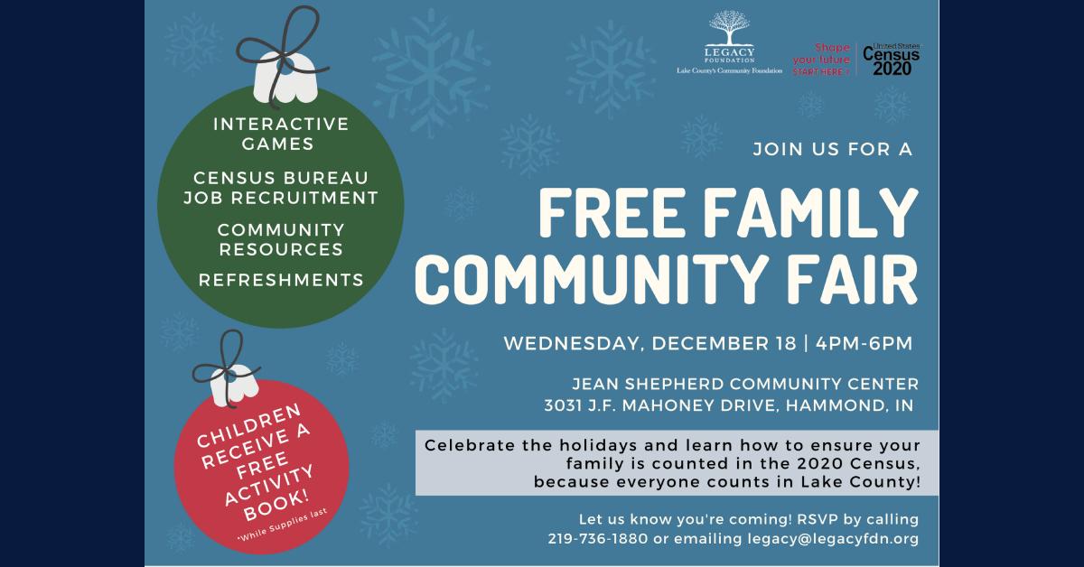 Family Community Fair
