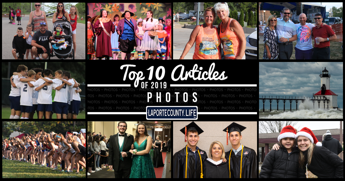 Top 10 photo galleries on LaPorteCounty.Life in 2019