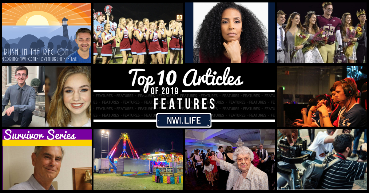Top 10 feature articles on NWI.Life in 2019
