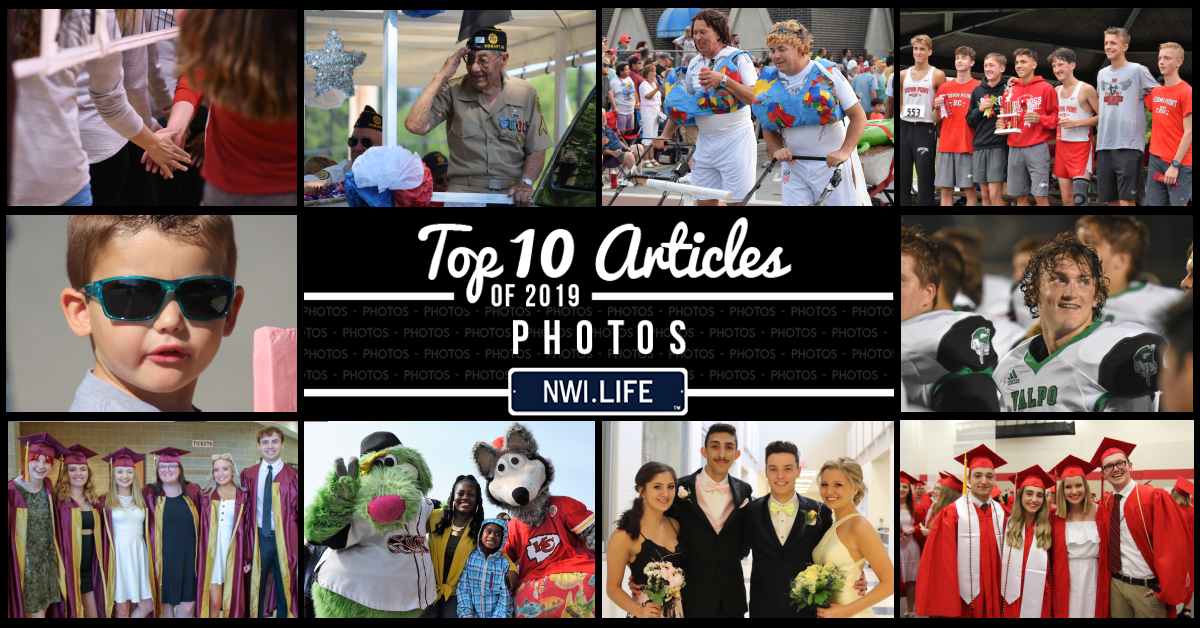Top 10 Photo Galleries on NWI.Life in 2019
