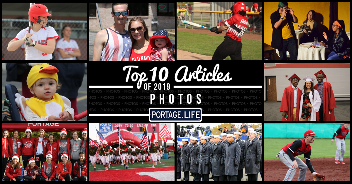 Top 10 photo galleries on Portage.Life in 2019