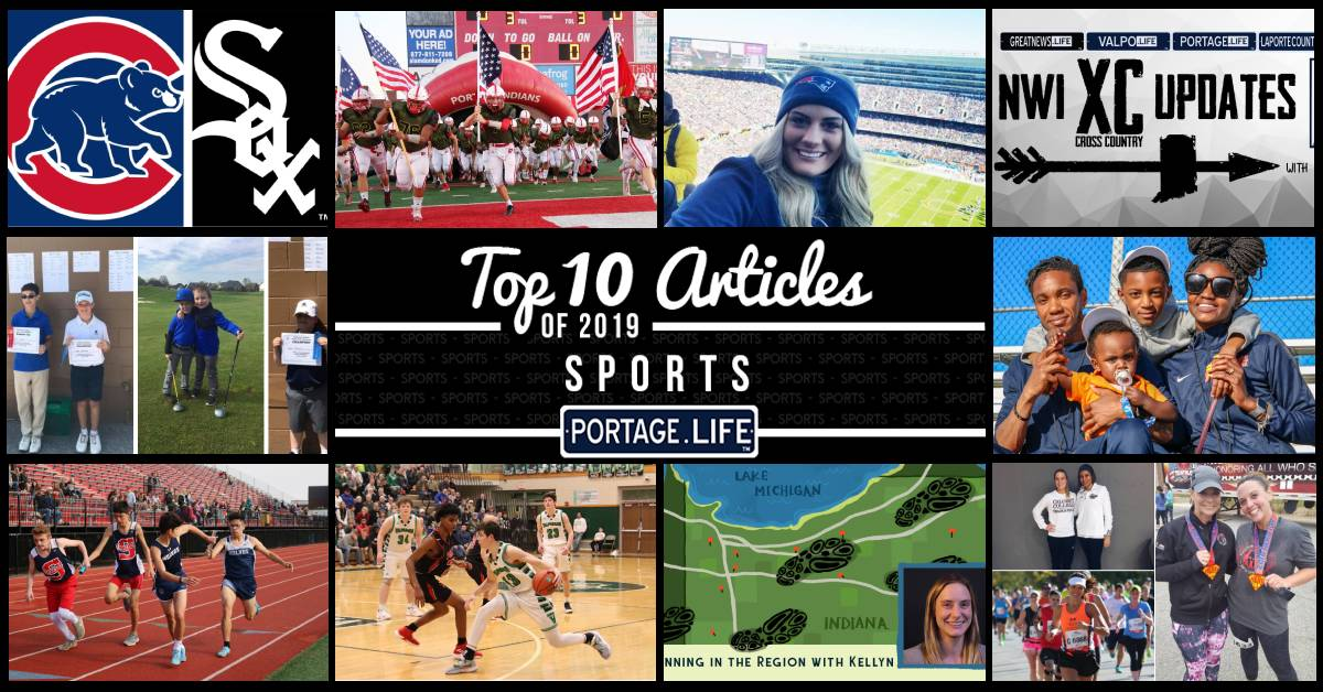 Top 10 Sports Articles on Portage.Life in 2019